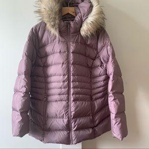 Calvin Klein winter puffer down jacket